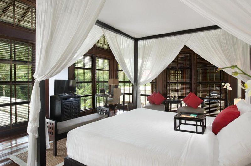 The Sanctuary Bali Bedroom with Seating Area, Canggu | 6 Bedroom Villas Bali
