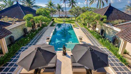 The Ylang Ylang Gardens and Pool, Gianyar | 6 Bedroom Villas Bali