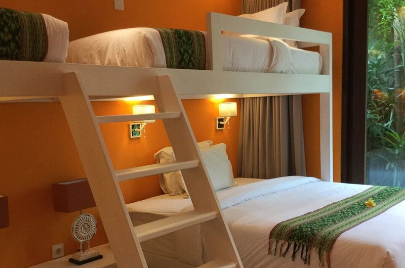 Villa Abakoi Bunk Beds, Seminyak   6 Bedroom Villas Bali