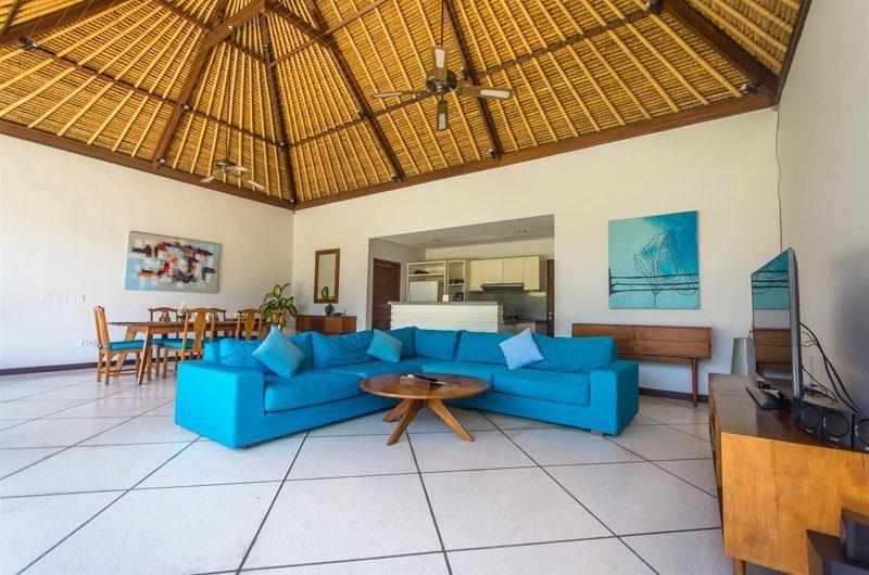 Villa Alore Living Area, Seminyak | 6 Bedroom Villas Bali