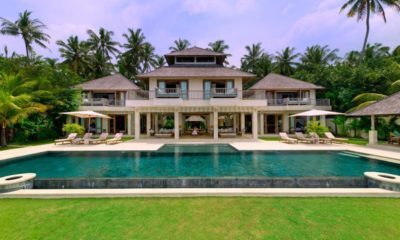Villa Angsoka Outdoor View, Candidasa | 6 Bedroom Villas Bali