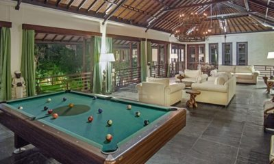 Villa Avalon Bali Billiard Table, Canggu | 6 Bedroom Villas Bali