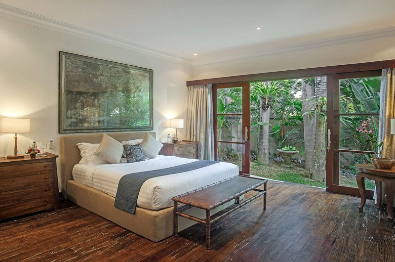 Villa Avalon Bali Bedroom with Garden View, Canggu | 6 Bedroom Villas Bali