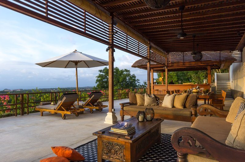 Villa Bayu Living Area, Uluwatu | 6 Bedroom Villas Bali