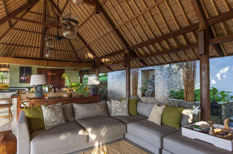 Villa Bayu Lounge Area, Uluwatu | 6 Bedroom Villas Bali