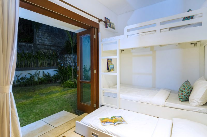 Villa Bayu Bunk Beds, Uluwatu | 6 Bedroom Villas Bali