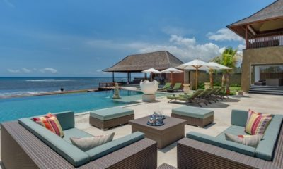 Villa Bayu Gita Pool Side Lounge, Sanur | 6 Bedroom Villas Bali