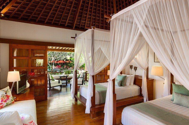 Villa Beji Twin Bedroom, Canggu | 6 Bedroom Villas Bali