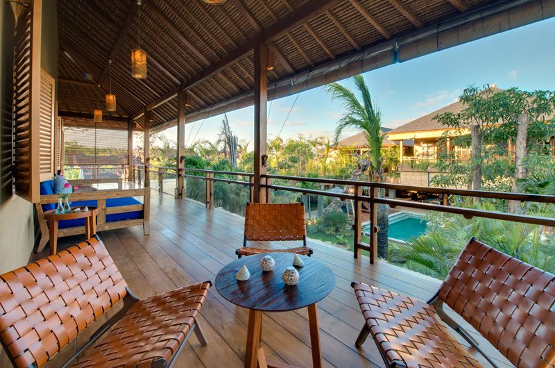 Villa Kinara View from Balcony, Seminyak | 6 Bedroom Villas Bali