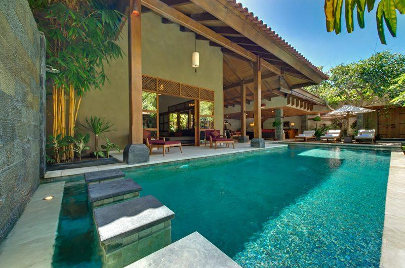 Villa Kinaree Estate Swimming Pool, Seminyak | 6 Bedroom Villas Bali