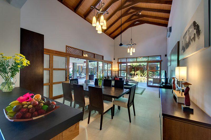 Villa Kinaree Estate Kitchen and Dining Area, Seminyak | 6 Bedroom Villas Bali