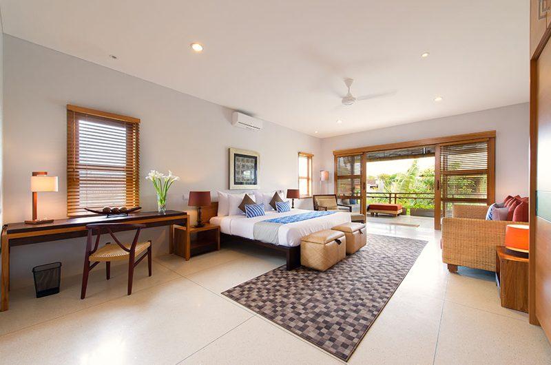 Villa Kinaree Estate Bedroom and Balcony, Seminyak | 6 Bedroom Villas Bali