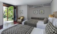 Villa Lilibel Twin Bedroom with Garden View, Seminyak | 6 Bedroom Villas Bali