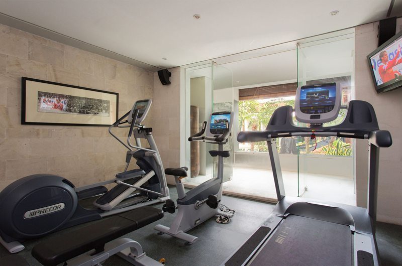 Villa Lilibel Gym, Seminyak | 6 Bedroom Villas Bali