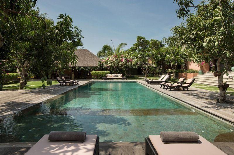 Villa Mamoune Swimming Pool, Umalas | 6 Bedroom Villas Bali
