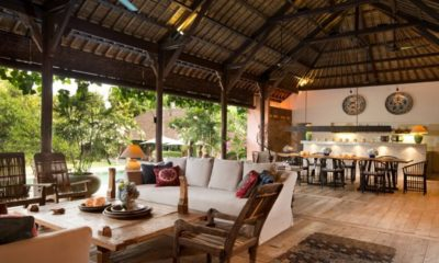 Villa Mamoune Indoor Living and Dining Area, Umalas | 6 Bedroom Villas Bali
