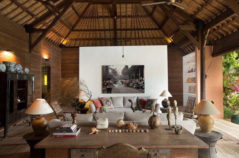 Villa Mamoune Living Area, Umalas | 6 Bedroom Villas Bali