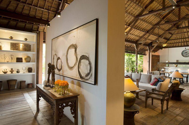Villa Mamoune Living and Dining Area, Umalas | 6 Bedroom Villas Bali