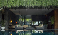 Villa Mana Pool Side Living Area, Canggu   6 Bedroom Villas Bali