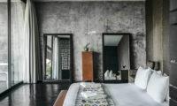 Villa Mana Bedroom with Mirrors, Canggu   6 Bedroom Villas Bali