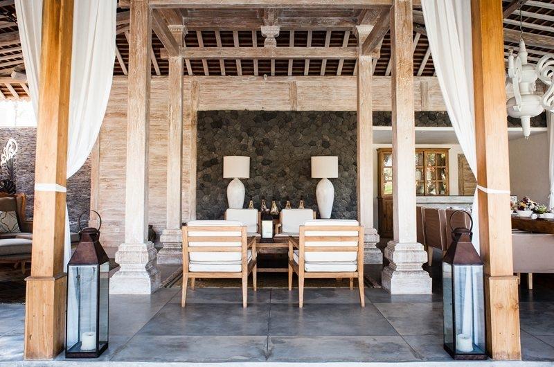 Villa Mannao Indoor Living Area, Kerobokan | 6 Bedroom Villas Bali