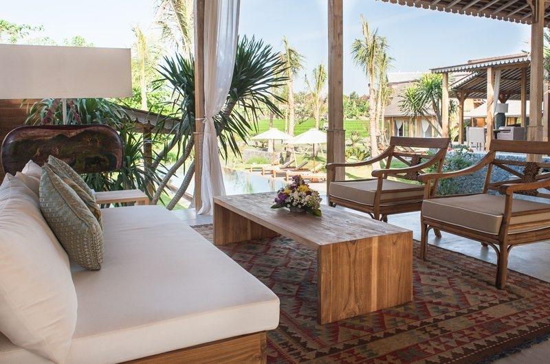 Villa Mannao Living Area, Kerobokan | 6 Bedroom Villas Bali