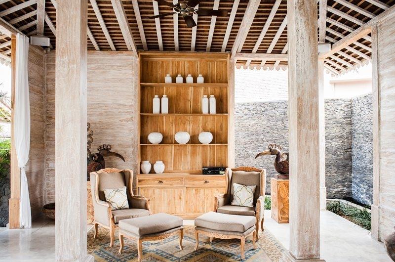 Villa Mannao Seating Area, Kerobokan | 6 Bedroom Villas Bali