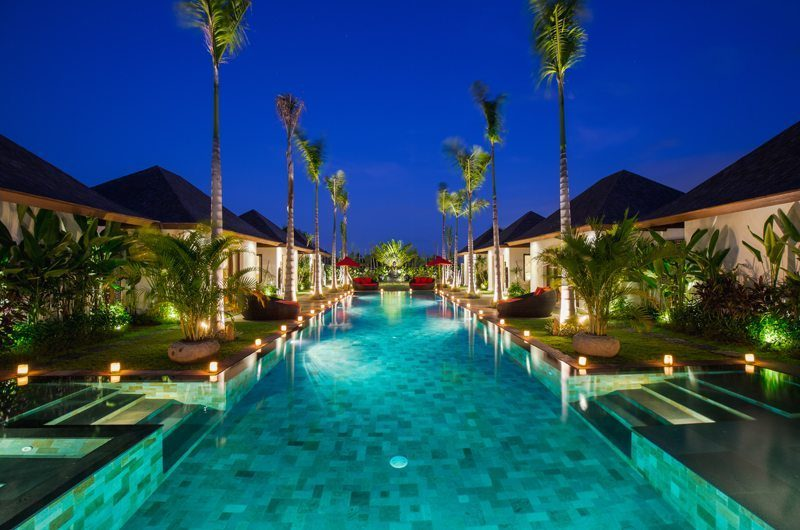 Villa Naty Swimming Pool, Umalas | 6 Bedroom Villas Bali