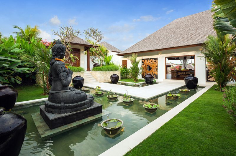 Villa Naty Water Feature, Umalas | 6 Bedroom Villas Bali