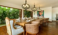 Villa Naty Dining Area, Umalas | 6 Bedroom Villas Bali