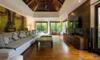 Villa Naty Lounge Room with TV, Umalas | 6 Bedroom Villas Bali