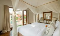 Villa Naty Bedroom with Pool View, Umalas | 6 Bedroom Villas Bali