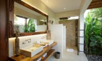Villa Naty His and Hers Bathroom, Umalas | 6 Bedroom Villas Bali