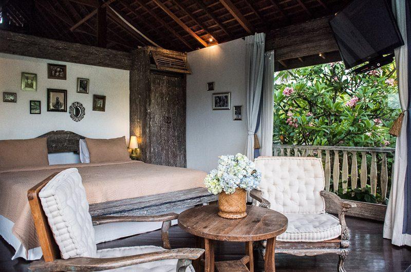 Villa Phinisi Bedroom with Outdoor View, Seminyak | 6 Bedroom Villas Bali