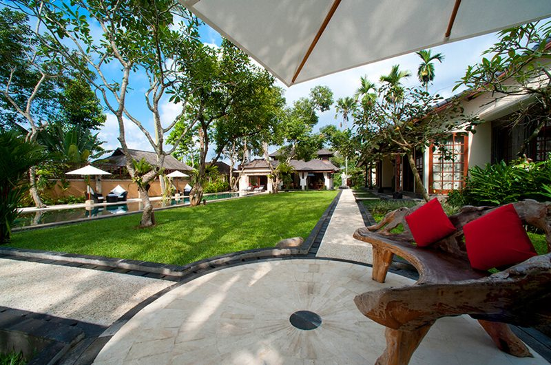 Villa San Gardens and Pool, Ubud | 6 Bedroom Villas Bali
