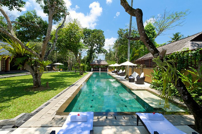 Villa San Swimming Pool, Ubud | 6 Bedroom Villas Bali