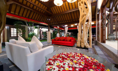 Villa San Living Area, Ubud | 6 Bedroom Villas Bali