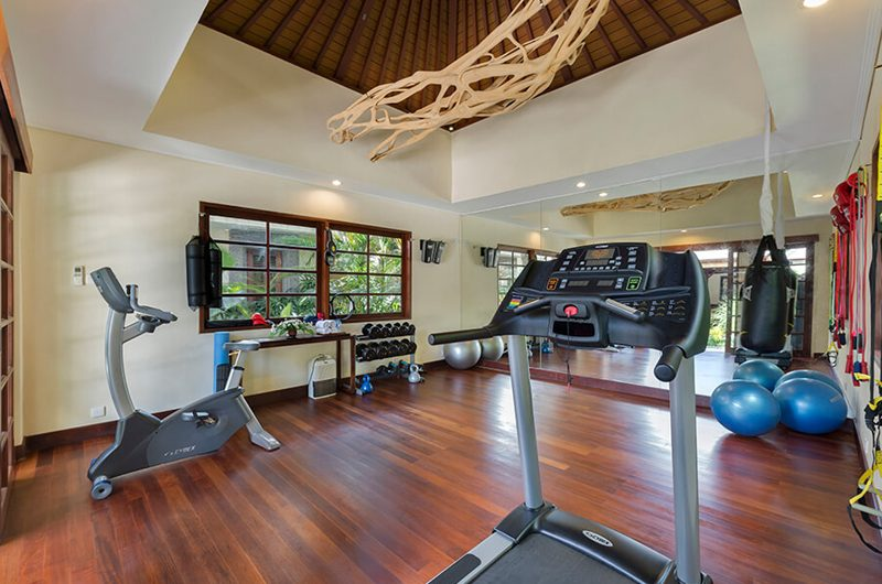 Villa San Gym, Ubud | 6 Bedroom Villas Bali