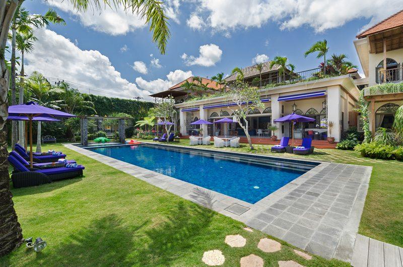 Villa Sayang D'Amour Pool Side, Seminyak   6 Bedroom Villas Bali