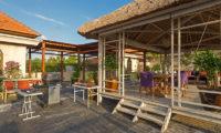 Villa Sayang D'Amour Outdoor Area with Barbeque, Seminyak | 6 Bedroom Villas Bali
