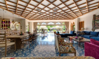 Villa Sayang D'Amour Living and Dining Area, Seminyak | 6 Bedroom Villas Bali