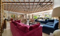 Villa Sayang D'Amour Living Area, Seminyak | 6 Bedroom Villas Bali