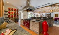 Villa Sayang D'Amour Kitchen Area, Seminyak | 6 Bedroom Villas Bali