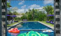 Villa Sayang D'Amour Swimming Pool with Water Feature, Seminyak | 6 Bedroom Villas Bali