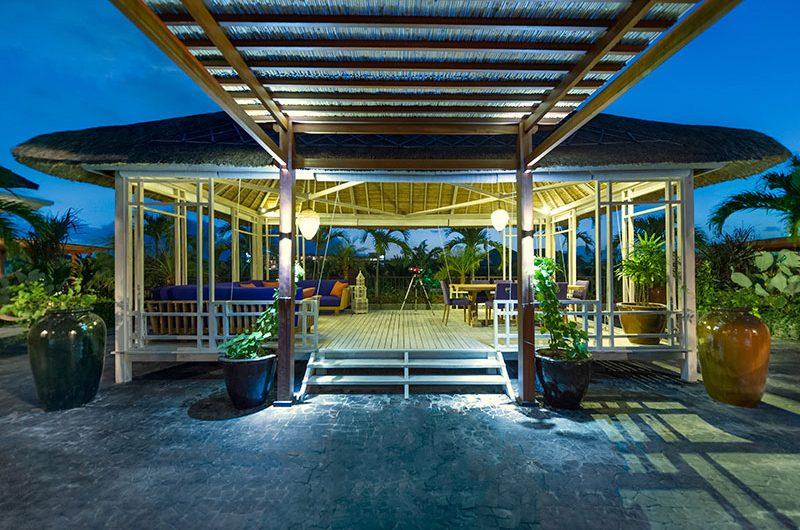 Villa Sayang D'Amour Outdoor Area, Seminyak   6 Bedroom Villas Bali