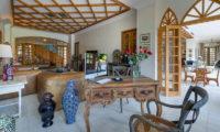 Villa Sayang D'Amour Indoor Living Area, Seminyak | 6 Bedroom Villas Bali