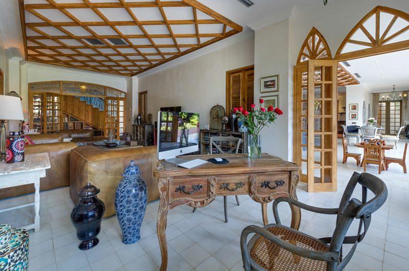 Villa Sayang D'Amour Indoor Living Area, Seminyak   6 Bedroom Villas Bali