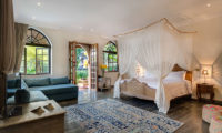 Villa Sayang D'Amour Bedroom with Sofa, Seminyak | 6 Bedroom Villas Bali