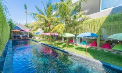 Villa Simpatico Swimming Pool, Seminyak | 6 Bedroom Villas Bali