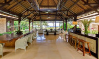 Villa Sungai Tinggi Dining Area, Pererenan | 6 Bedroom Villas Bali
